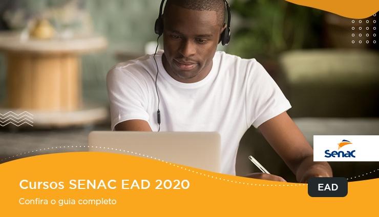 Senac EAD abre 1.545 vagas gratuitas em 11 cursos técnicos - Imagem 1