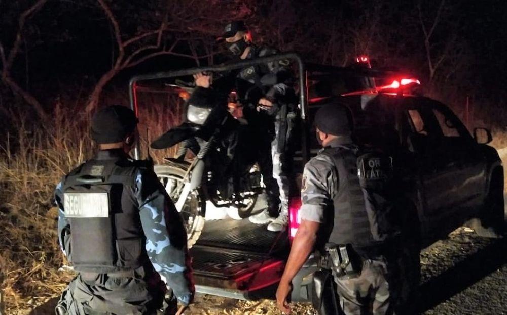 Motocicleta apreendida havia sido roubada no útlimo dia 4 de setembro - Foto: Divulgação