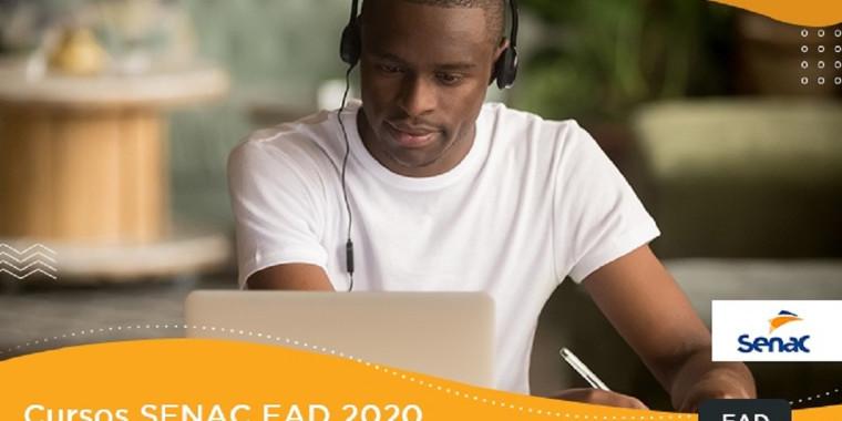 Senac EAD abre 1.545 vagas gratuitas em 11 cursos técnicos