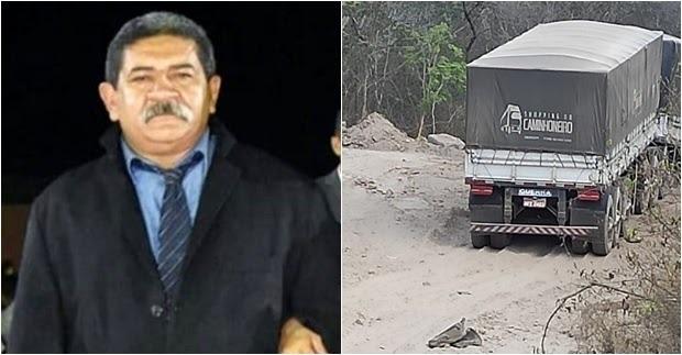 Caminhoneiro piauiense morre atropelado pelo próprio veículo no Ceará - Imagem 1