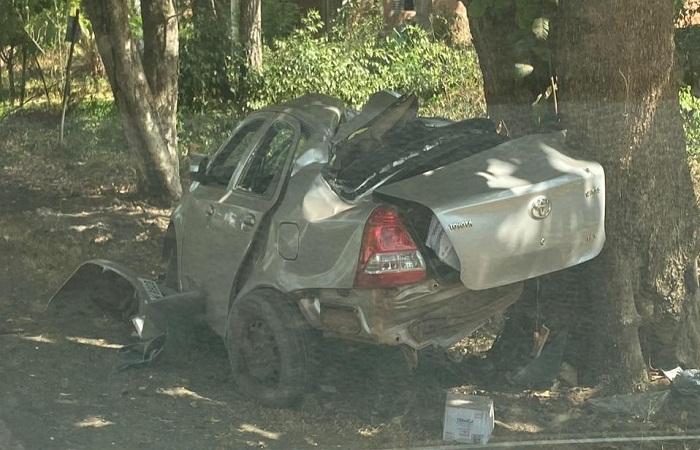 Filho de ex-prefeito Robert Freitas sofre grave acidente na PI-113