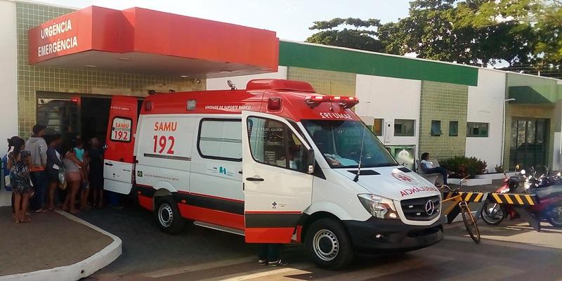 Hospital Julio Hartman (Foto: Reprodução)