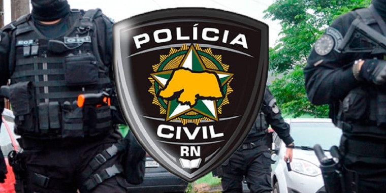 Polícia Civil do Rio Grande do Norte fará concurso para 301 vagas