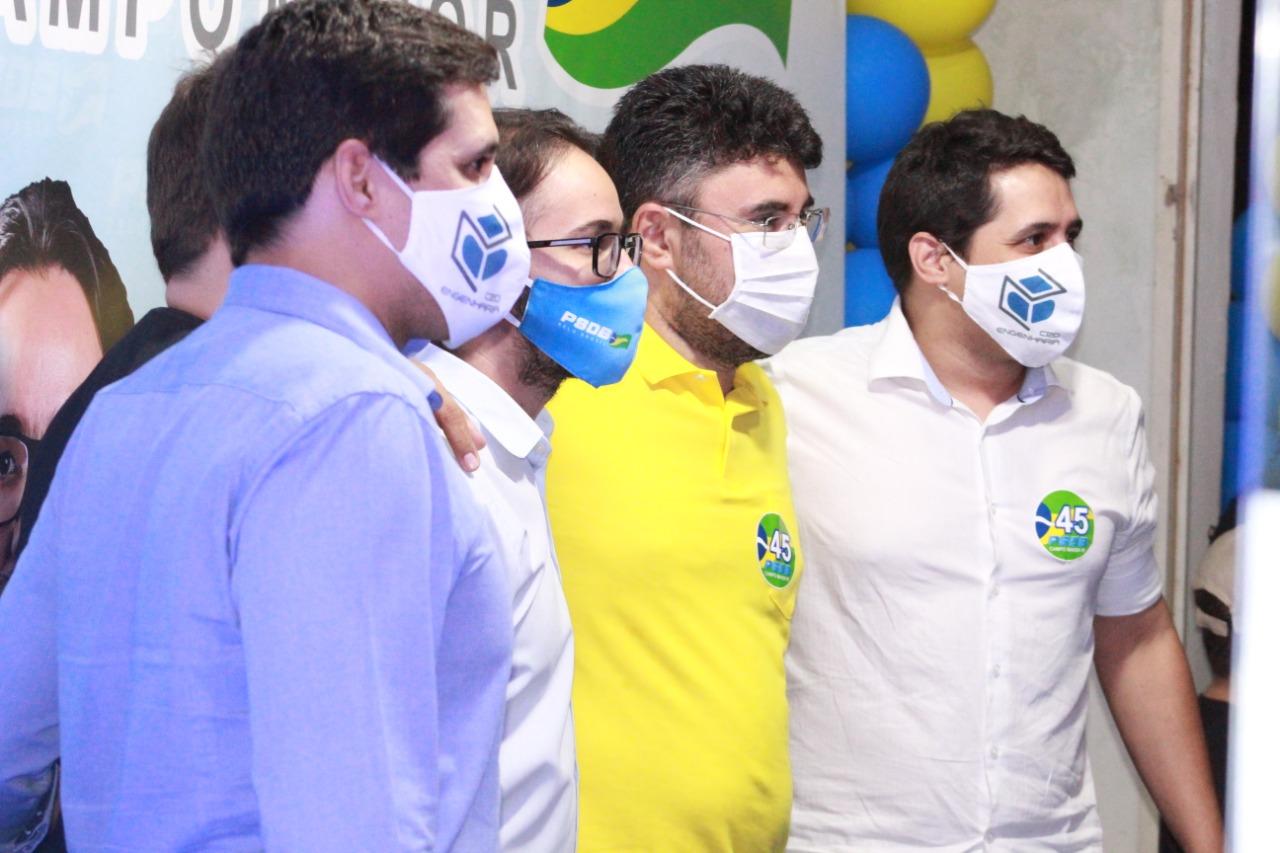 Wilson Spíndola é pré-candidato à prefeitura de Campo Maior pelo PSDB - Imagem 1