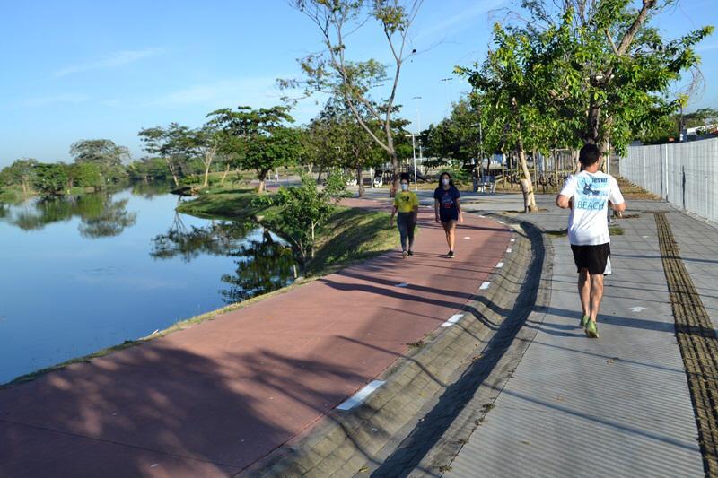 Parque Ambiental Matias Augusto de Oliveira Matos - Lagoa do Mocambinho
