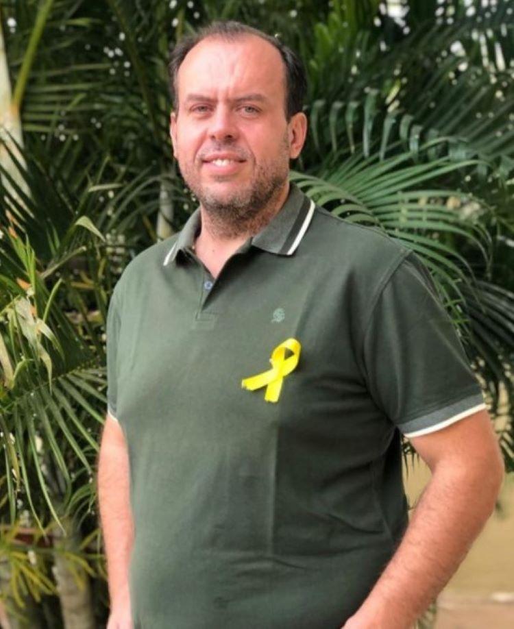 Ex-vereador Bob Freitas - Foto: Reprodução/Instagram