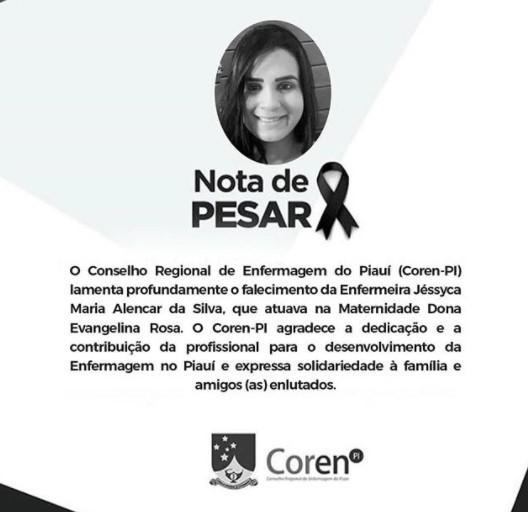 Enfermeira da Maternidade Evangelina Rosa morre após cirurgia plástica - Imagem 2