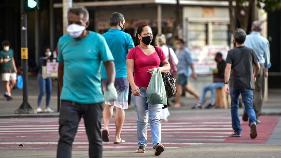 Números atualizados da pandemia no Brasil / Crédito: Getty Images