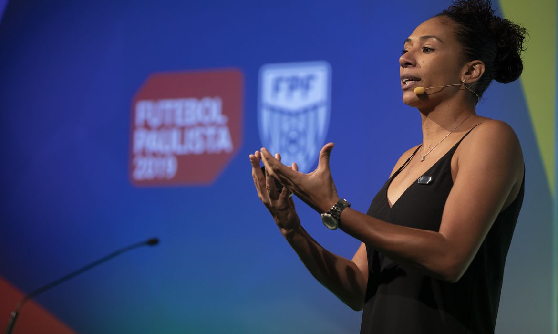 CBF tem nova coordenadora de futebol feminino - Imagem 1