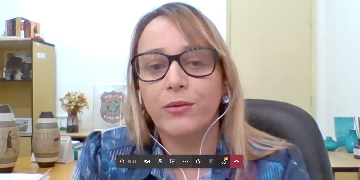 Delegada Milena Caland