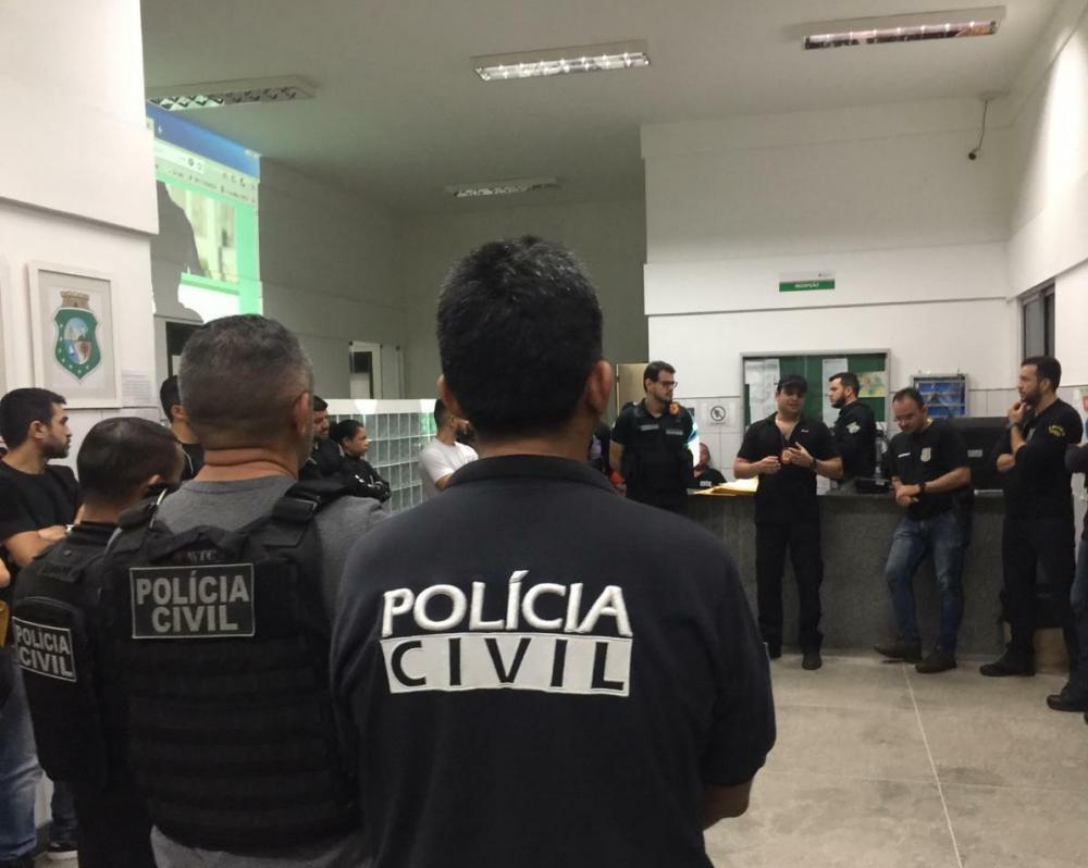 Polícia Civil do Piauí prende 28 pessoas