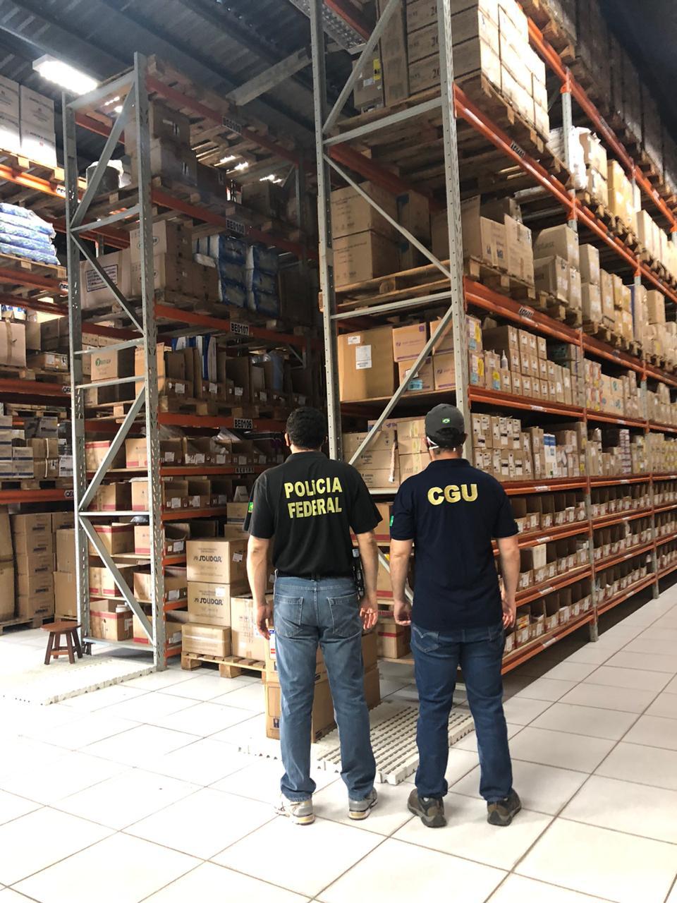 Polícia Federal investiga fraudes de testes na FMS