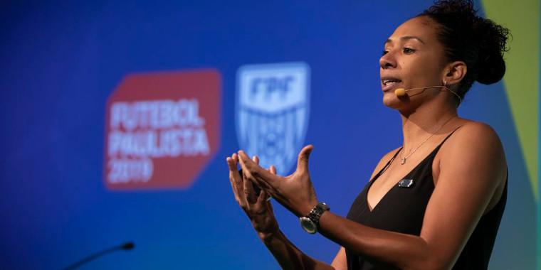 CBF tem nova coordenadora de futebol feminino