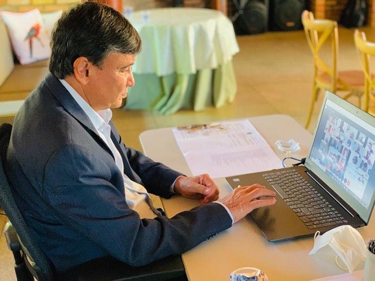 Wellington Dias autoriza novas deliberações para retomada no Piauí (Reprodução/ Instagram)