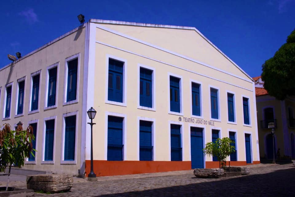 Teatro João do Vale é reaberto em Sâo Luís