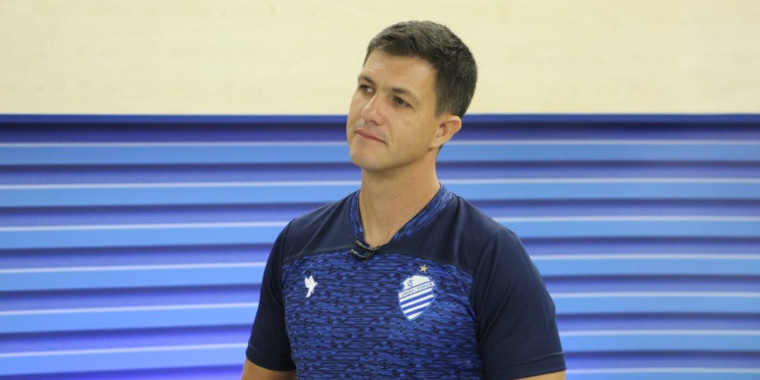 Técnico Maurício Barbieri é contratado pelo Bragantino