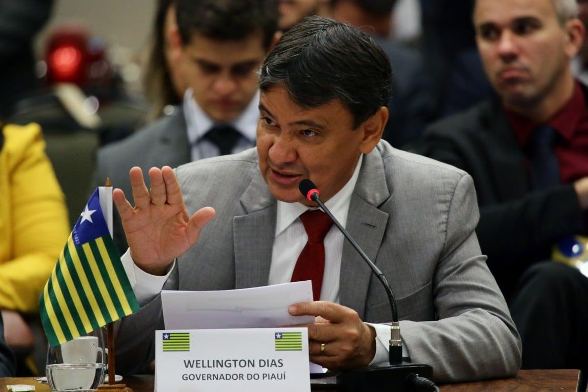 Governador do Piauí, Wellington Dias