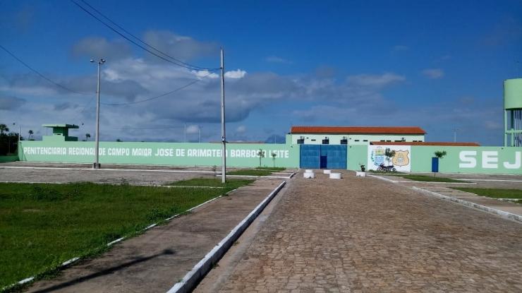 Penitenciária Regional de Campo Maior / Crédito: Campo Maior em Foco