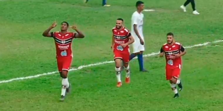 River derrota o Sinop na estreia da Série D do Campeonato Brasileiro