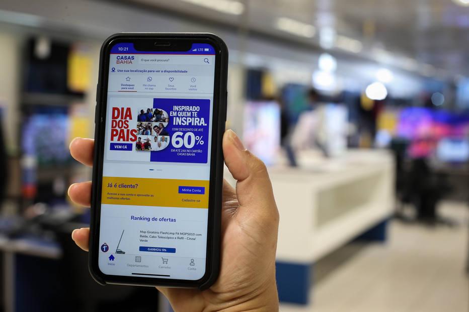 Brasil vive 'explosão' da publicidade em marketplaces