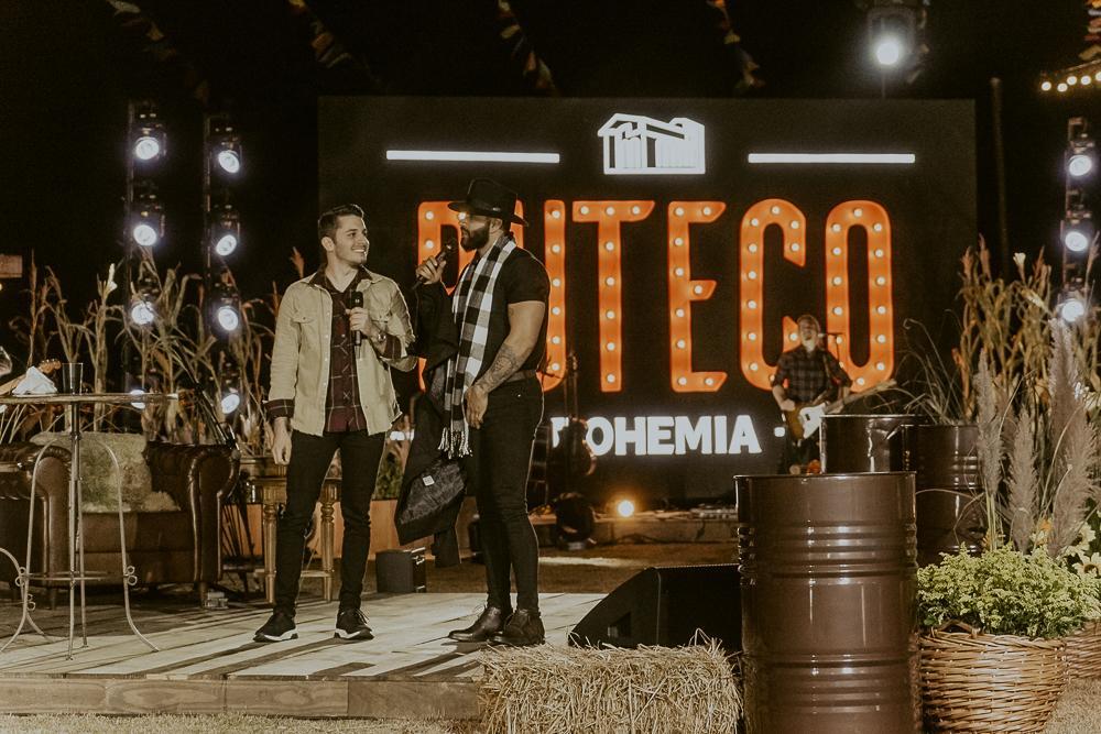 Jonas esticado vai gravar música com Gusttavo Lima