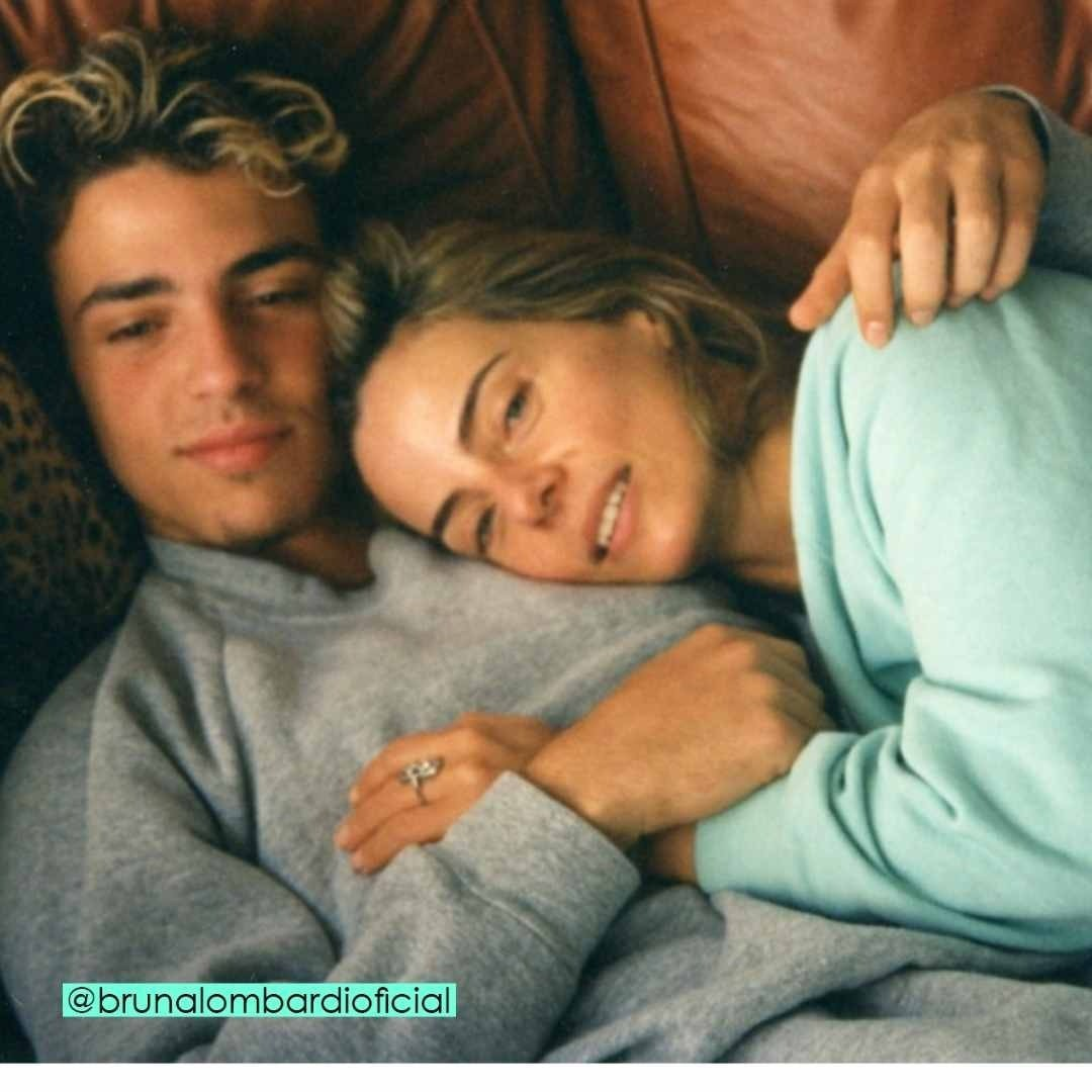 Bruna Lombardi e Kim - Foto: Instagram