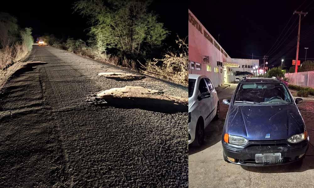 Jovem é executado a tiros após sair de festa em São João do Piauí