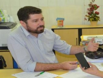Diretor do Hospital Regional Deolino Couto - UPA de Oeiras, Alipio Sady Ibiapino