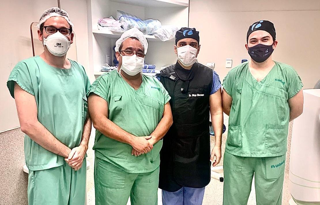 Equipe do Hospital Unimed Primavera (HUP)