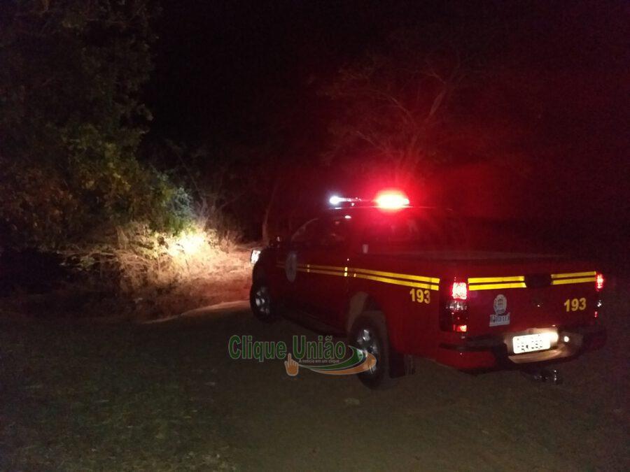 Canoeiros encontram corpo de homem no Rio Parnaíba
