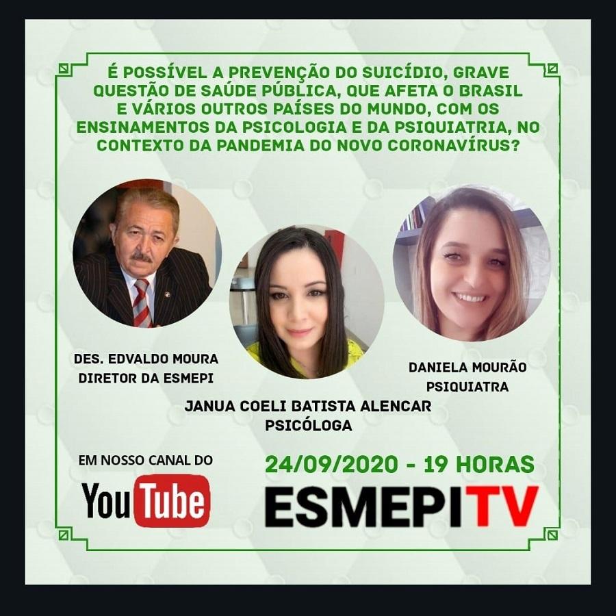 ESMEPI promoverá a sua 33ª live na quarta, dia 24