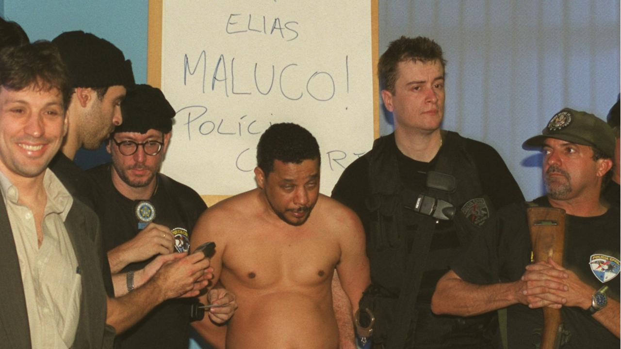 Elias Maluco em trecho de vídeo do julgamento / Crédito: Divulgação