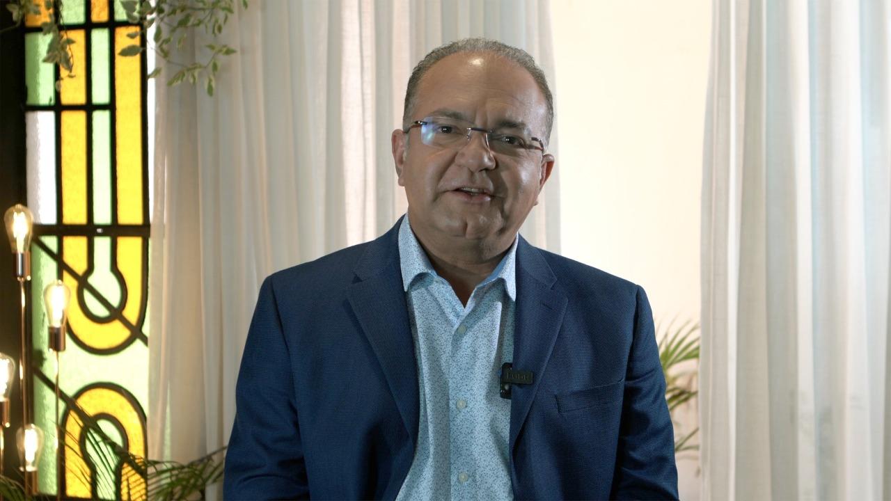 Emmanuel Fontes, presidente do Sistema Unimed Teresina