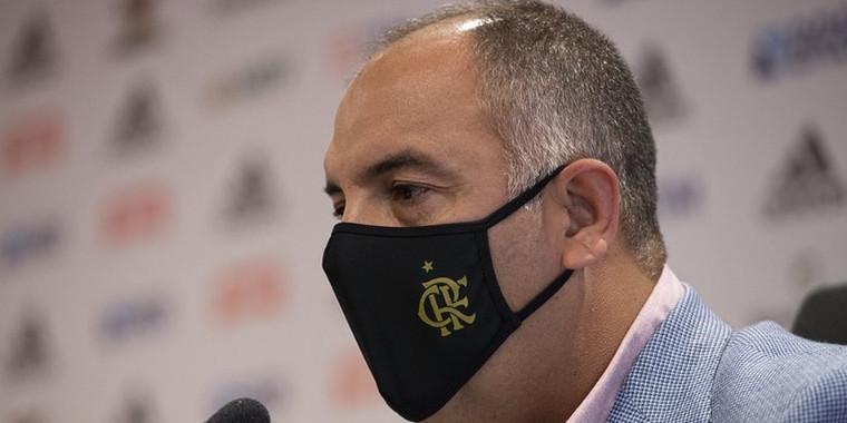 Time do Flamengo tem surto de covid