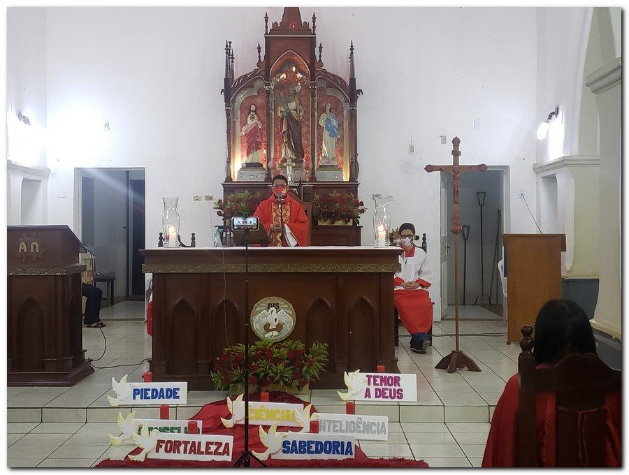 VI festa do Divino Espírito Santo - Imagem 21