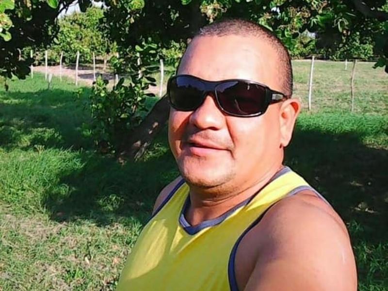 Mototáxista Mário Veras acusado de matar o agente de trânsito Marcos Vinicius - Foto: Reprodução