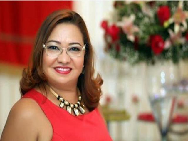 A empresária Lúcia Sousa morreu devido a complicaçoes da Covid-19 - Foto: Facebook