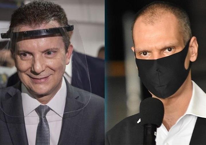 Celso Russomano lidera em São Paulo e Bruno Covas aparece em segundo
