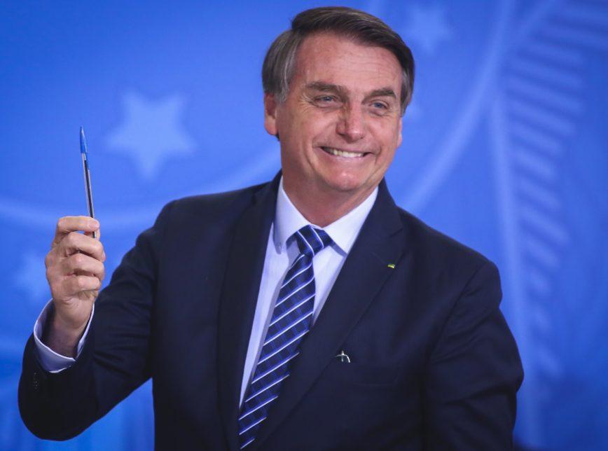 Governo Bolsonaro é aprovado por 40%