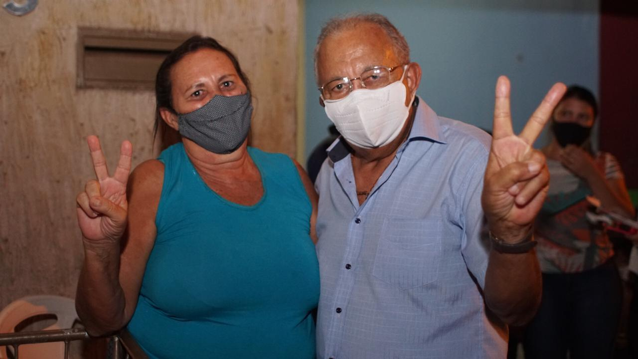 Dr.Pessoa visita bairros da zona Sul de Teresina