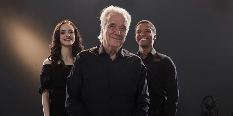 Maestro João Carlos Martins e Bachiana Filarmônica SESI-SP fazem live