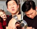 Pyong ganha relógio de luxo de mais de R$ 200 mil de aniversário