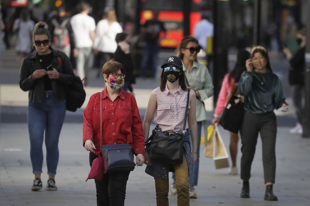 Britânicos irão passar por vono isolamento -Foto: Foto: Kirsty Wigglesworth/AP