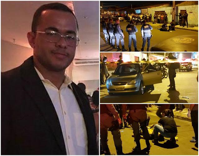 Policial foi morto durante tentativa de assalto