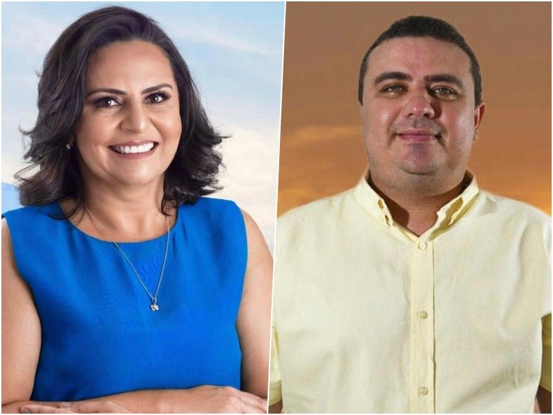 Cledja Benvindo e Nestor Elvas são os mais bem posicionados na pesquisa amostragem de Bom Jesus