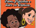 """Emicida e Ivete Sangalo lançam """"Trevo, Figuinha e Suor na Camisa"""""""