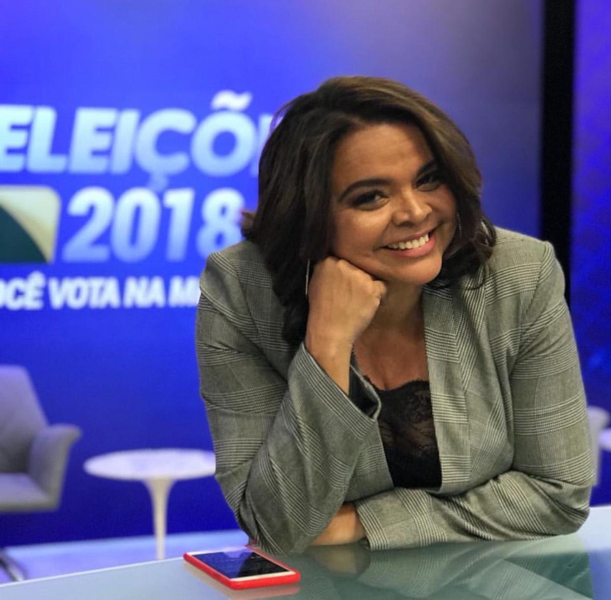 Jornalista Maia Veloso vai mediar o debate entre os candidatos (Meionorte.com / Arquivo)