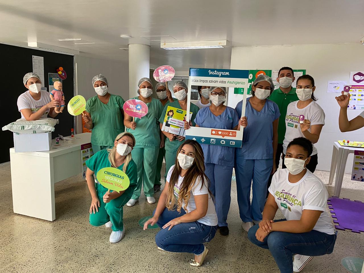 HUP realiza sua II Oficina de Qualidade e Segurança do Paciente