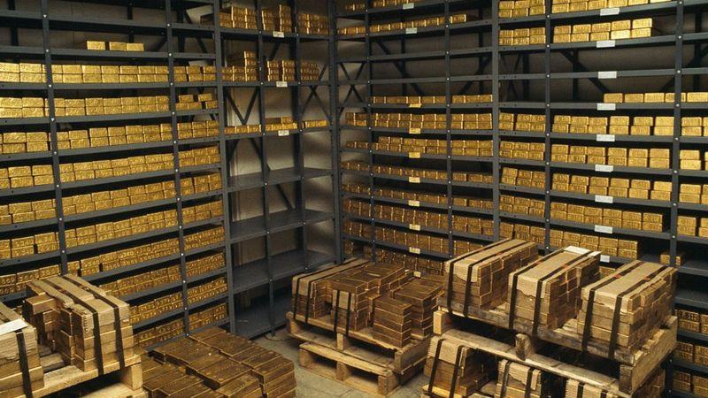 Ouro não é um recurso renovável, mas pode ser reciclado (Imagem: Getty Images)