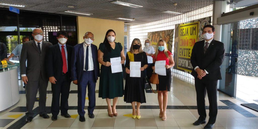 OAB Piauí e TRE-PI assinam Observatório Nacional de Candidaturas Femininas
